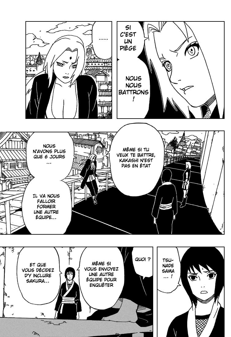 Naruto chapitre 282 - Page 3