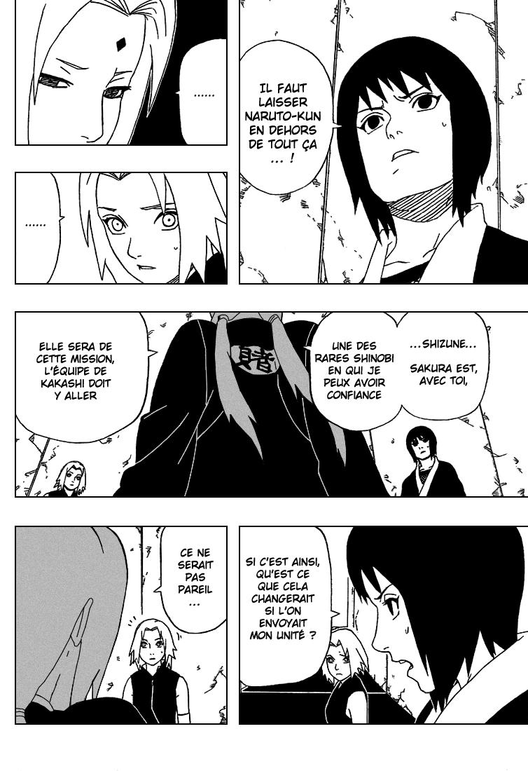 Naruto chapitre 282 - Page 4