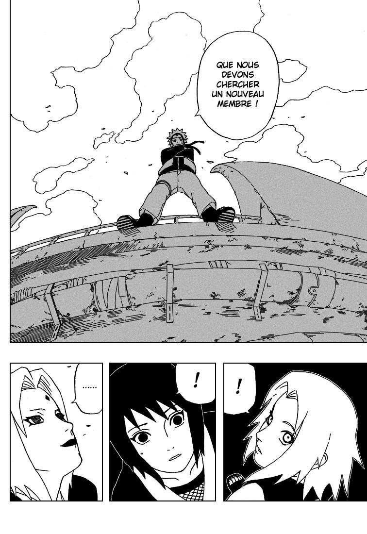 Naruto chapitre 282 - Page 6
