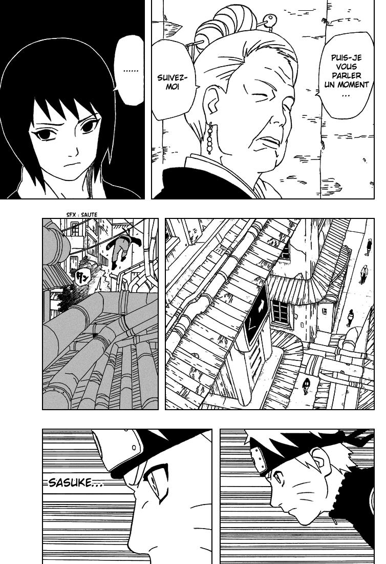 Naruto chapitre 282 - Page 9