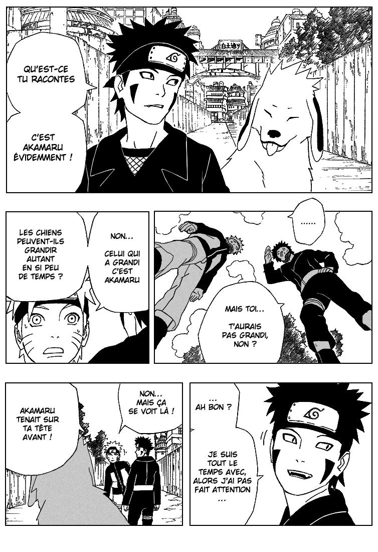 Naruto chapitre 282 - Page 16