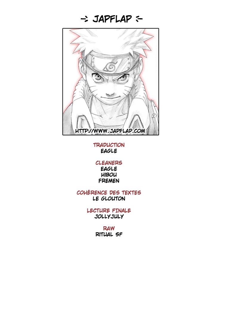 Naruto chapitre 282 - Page 20