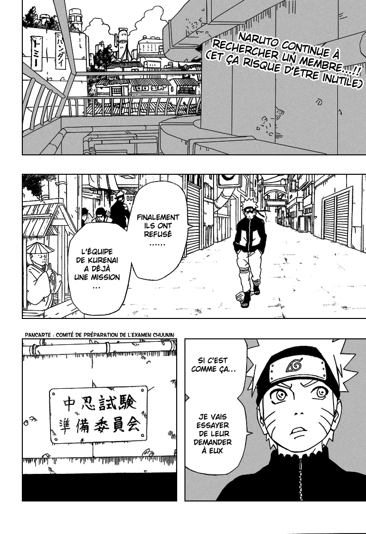 Naruto chapitre 283 - Page 2