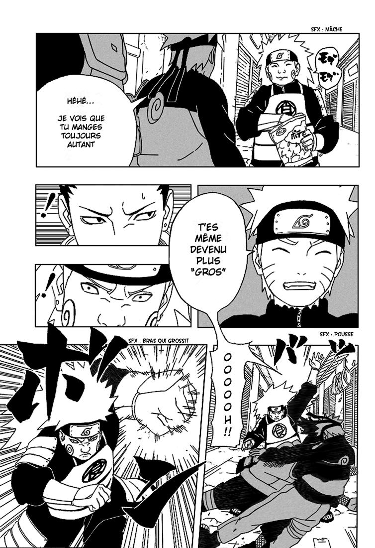 Naruto chapitre 283 - Page 7