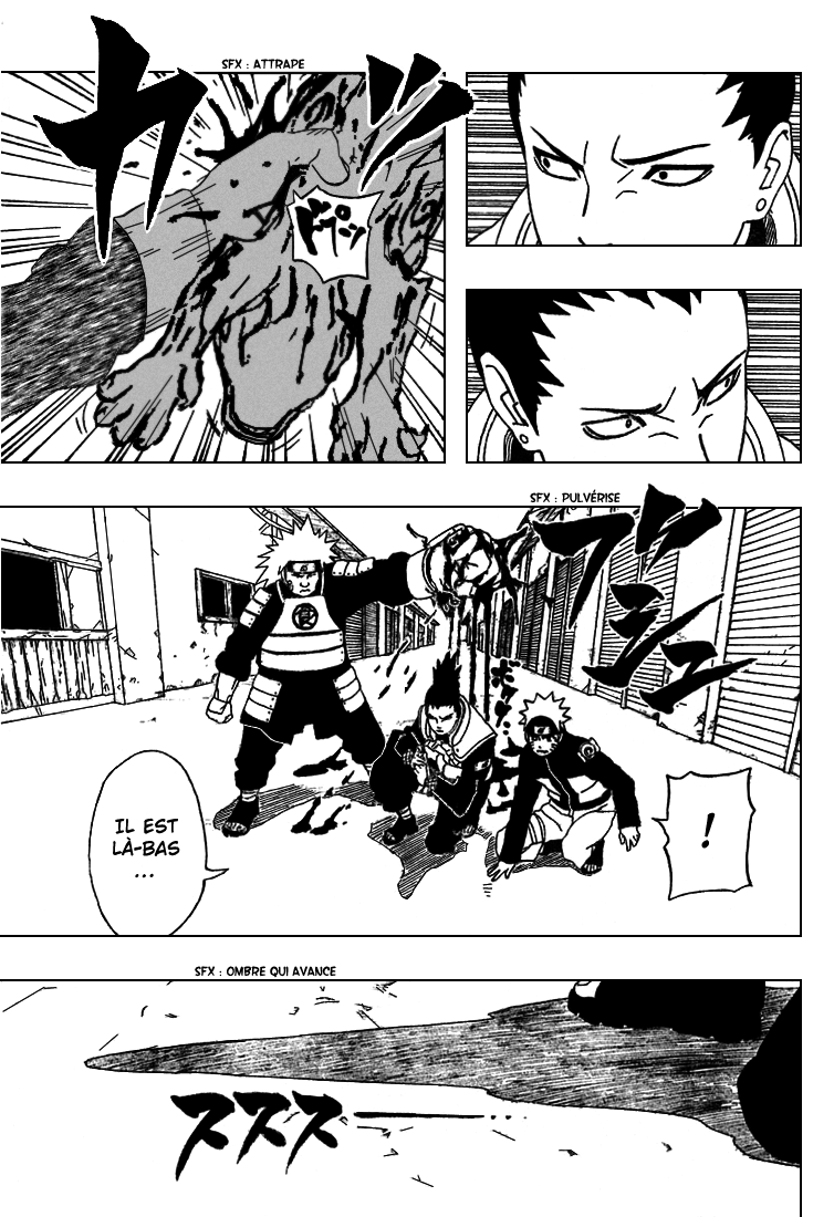 Naruto chapitre 283 - Page 10