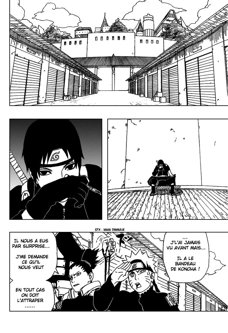 Naruto chapitre 283 - Page 11