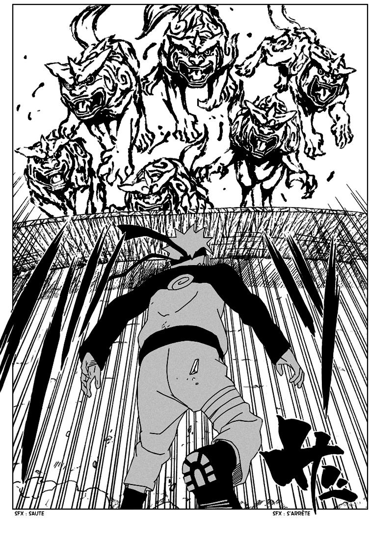 Naruto chapitre 283 - Page 15