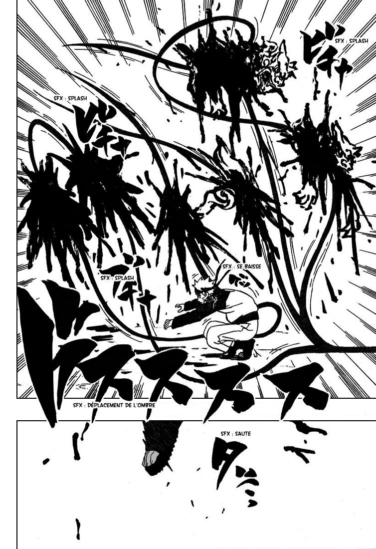 Naruto chapitre 283 - Page 17