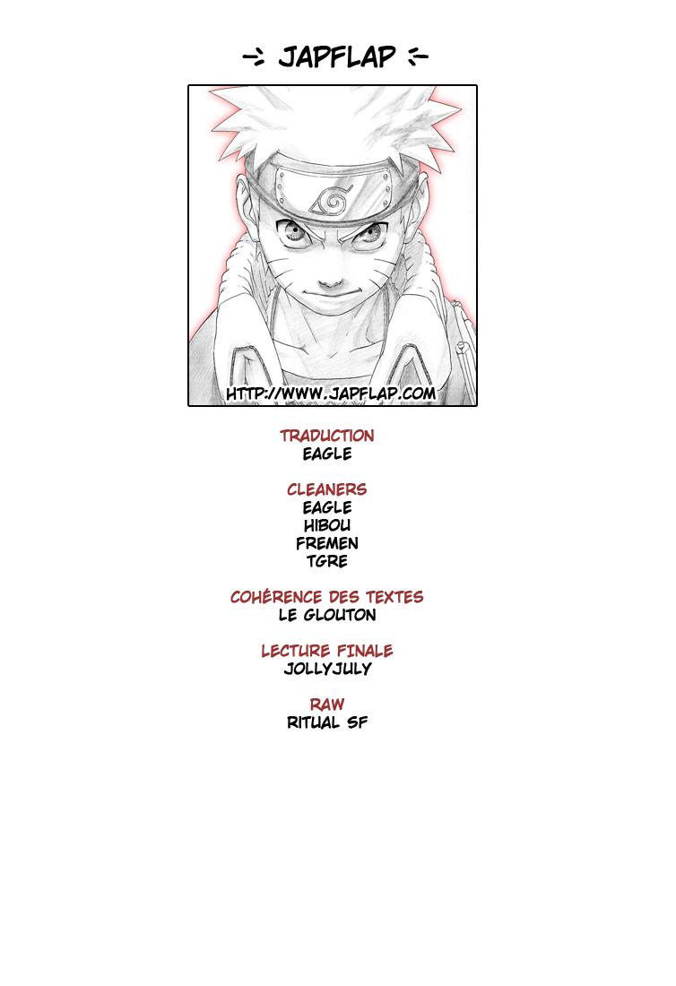Naruto chapitre 283 - Page 19