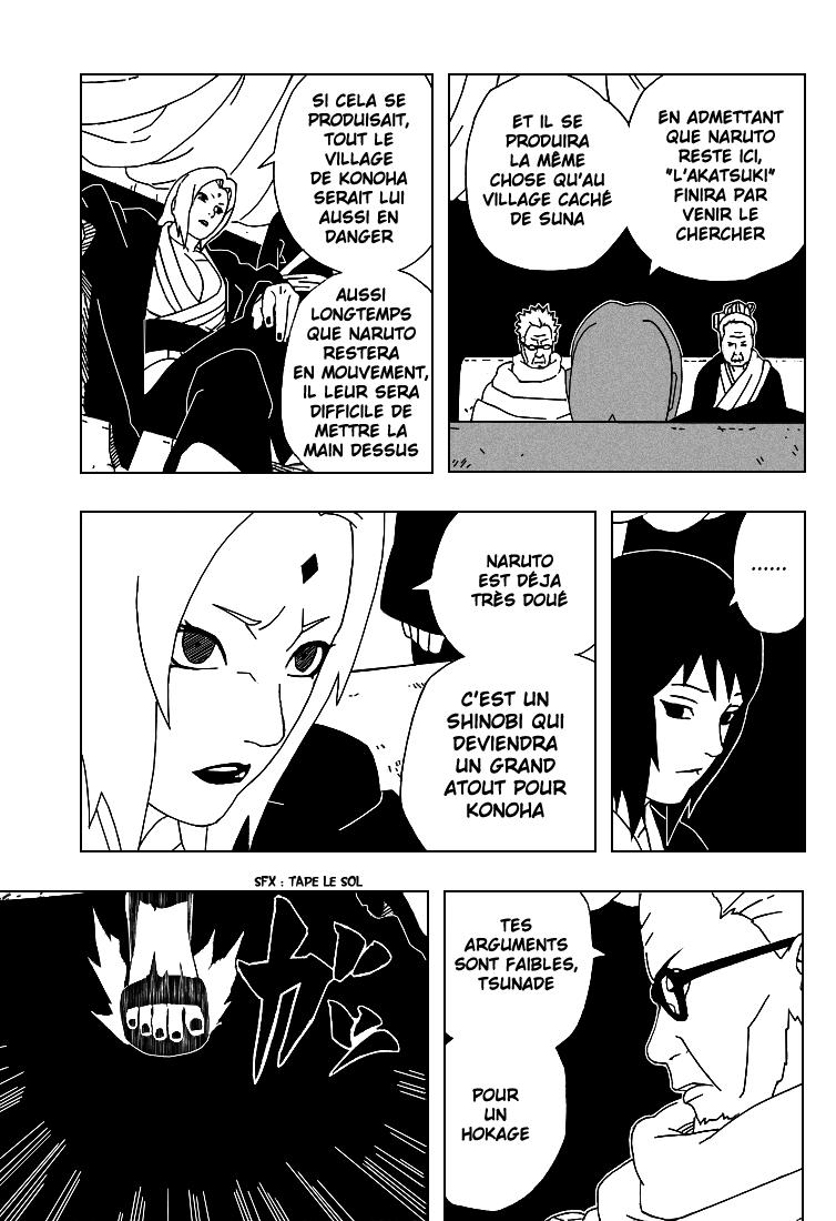 Naruto chapitre 284 - Page 3