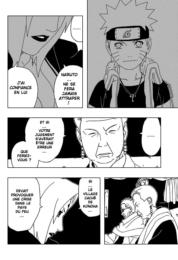 Naruto chapitre 284 - Page 6