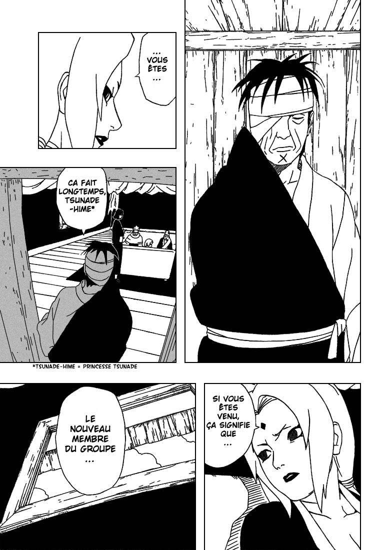 Naruto chapitre 284 - Page 9