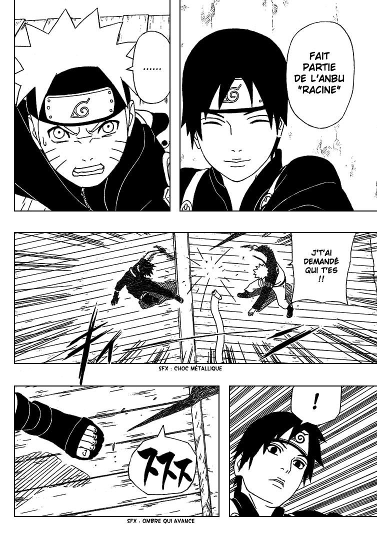 Naruto chapitre 284 - Page 10