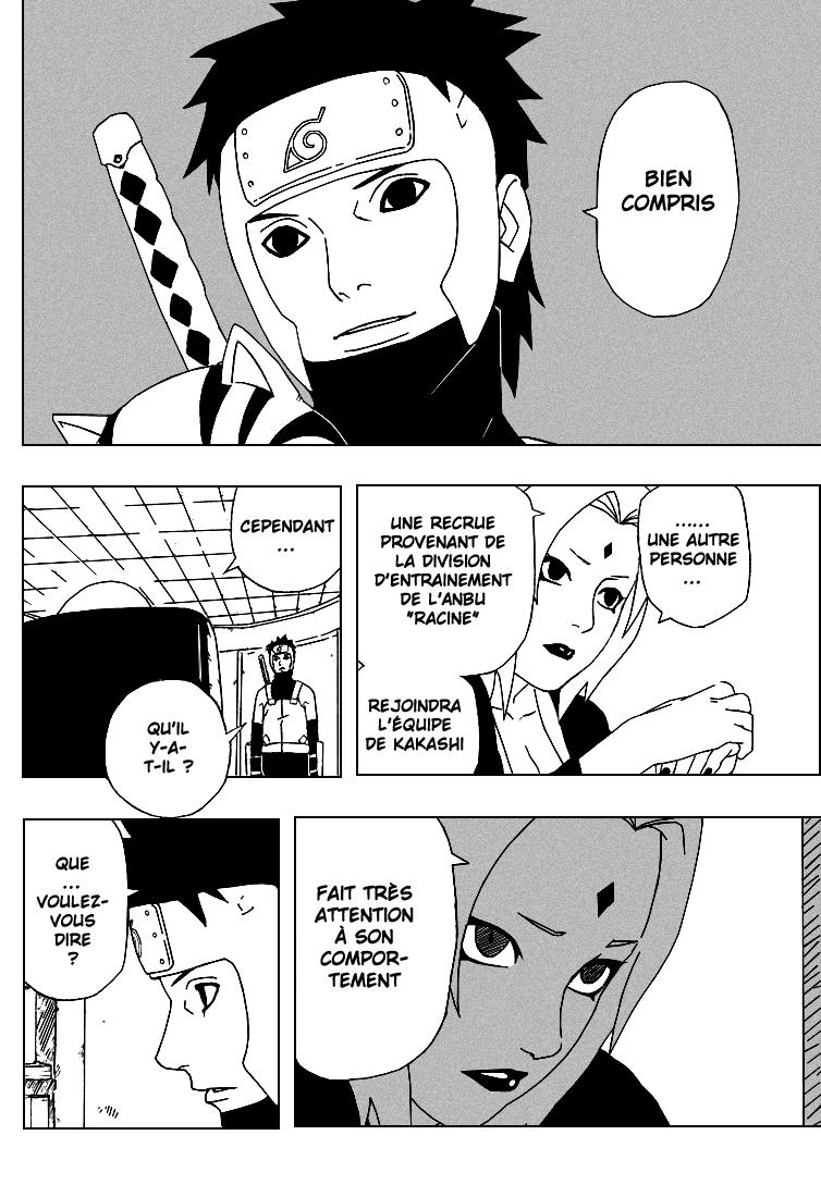 Naruto chapitre 284 - Page 16