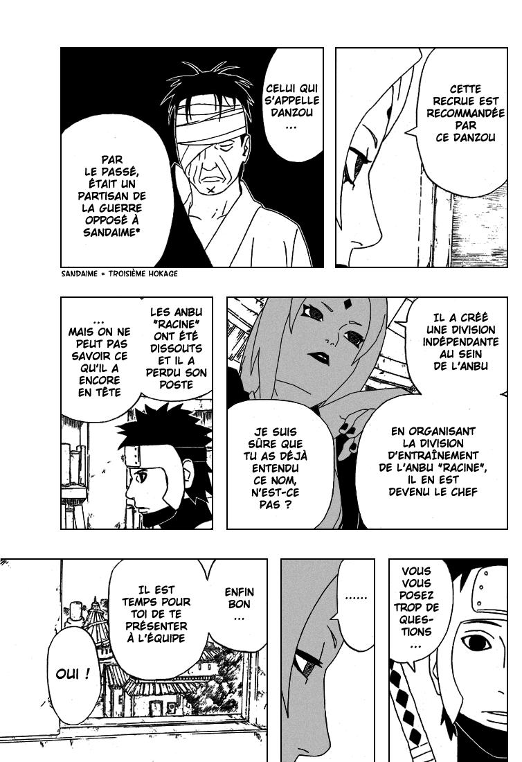 Naruto chapitre 284 - Page 17