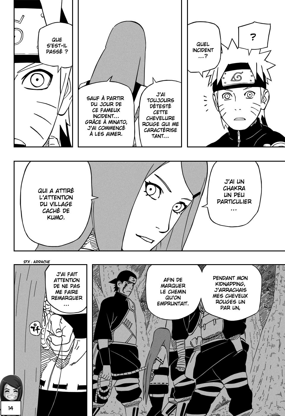 Naruto chapitre 498 - Page 14