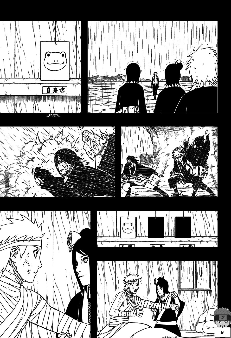 Naruto chapitre 511 - Page 9
