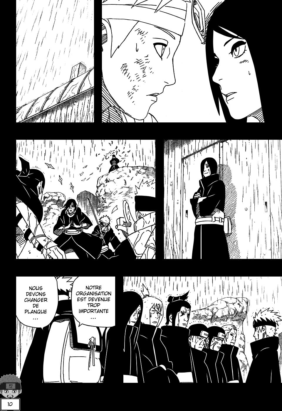 Naruto chapitre 511 - Page 10