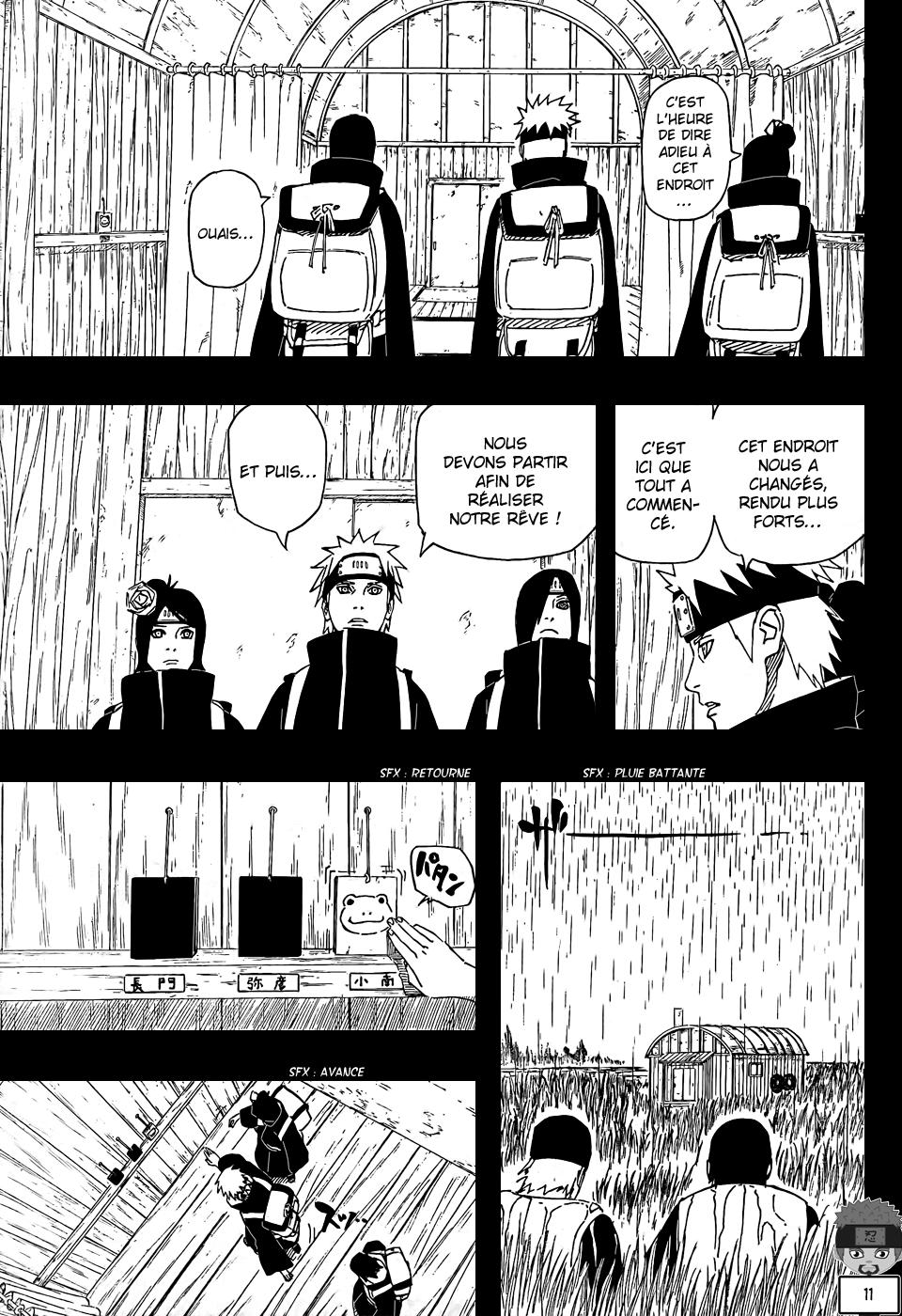 Naruto chapitre 511 - Page 11