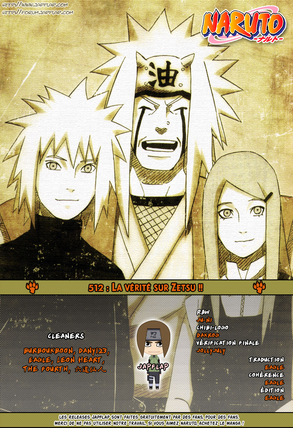 Naruto chapitre 512 - Page 16