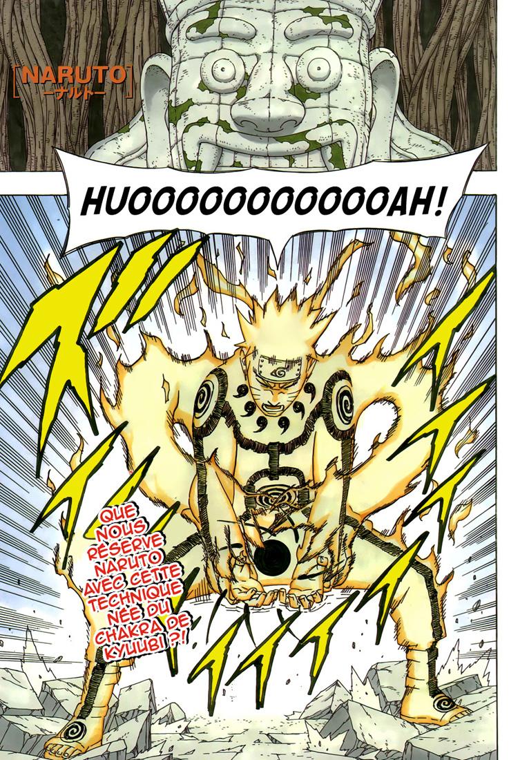 Naruto chapitre 520 - Page 1