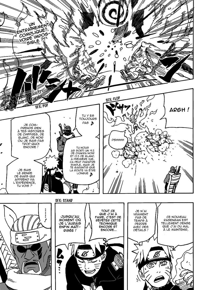 Naruto chapitre 520 - Page 3