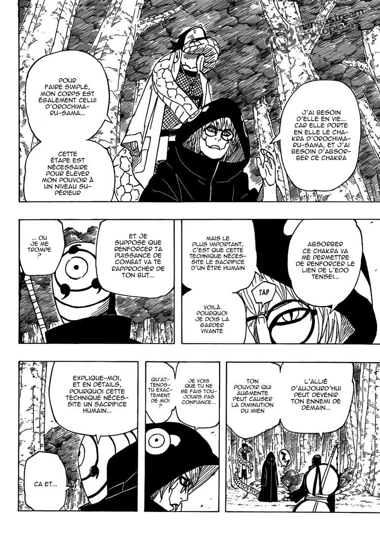 Naruto chapitre 520 - Page 6
