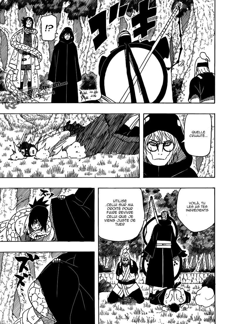 Naruto chapitre 520 - Page 9