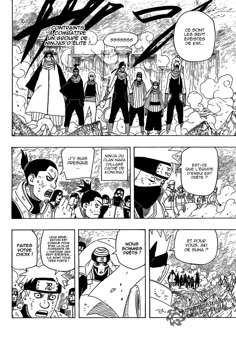 Naruto chapitre 523 - Page 2