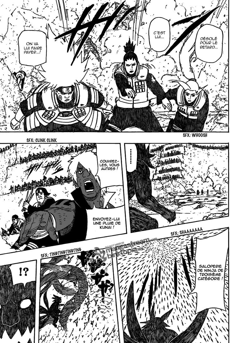 Naruto chapitre 529 - Page 13