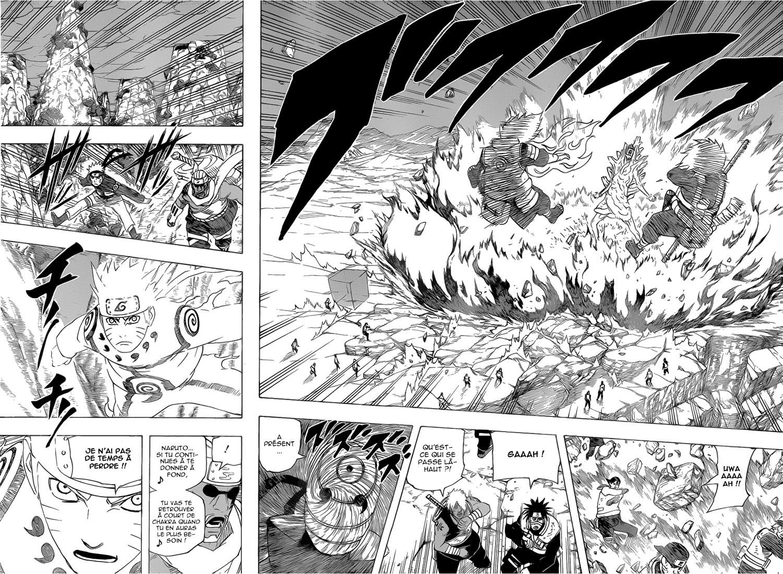 Naruto chapitre 537 - Page 4