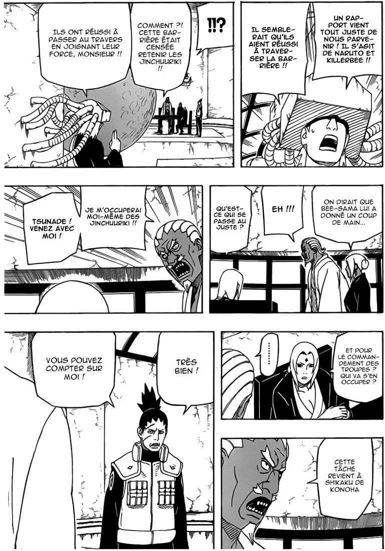 Naruto chapitre 537 - Page 6