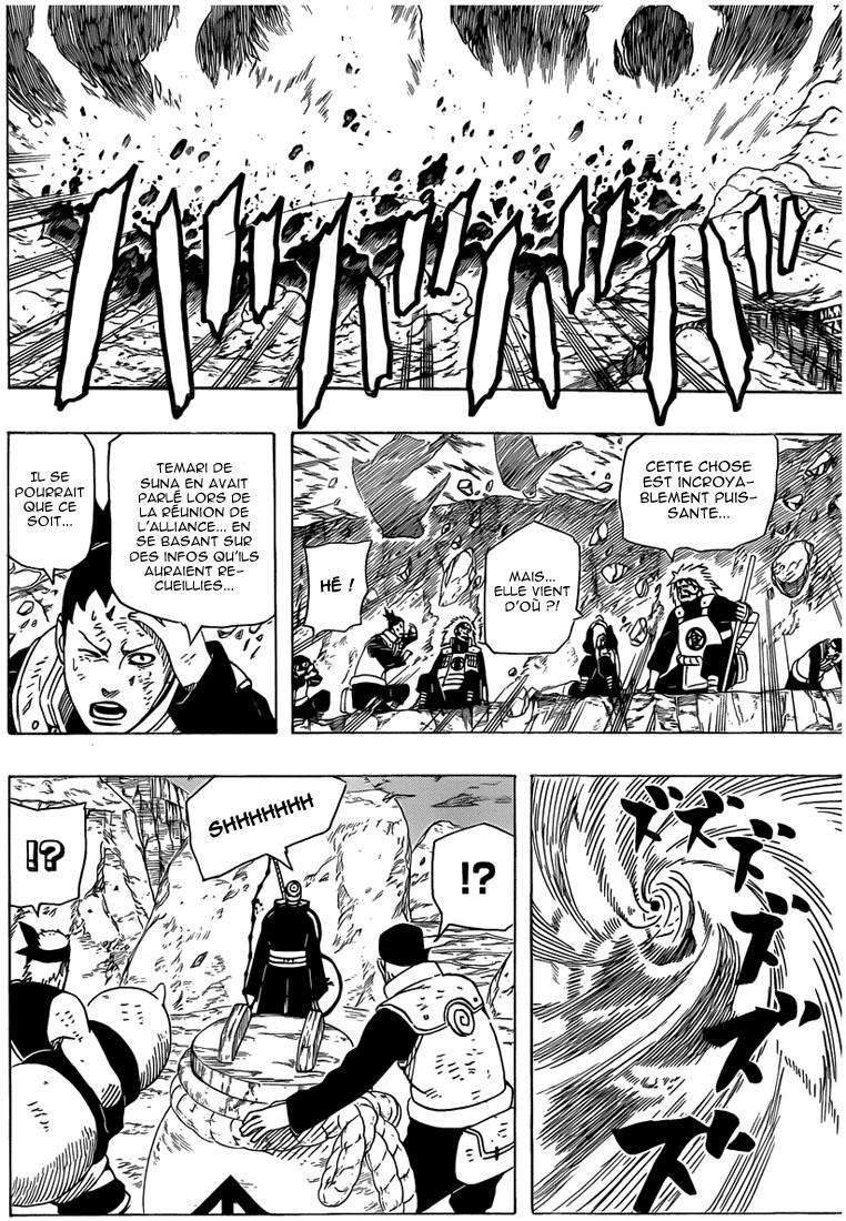 Naruto chapitre 537 - Page 8
