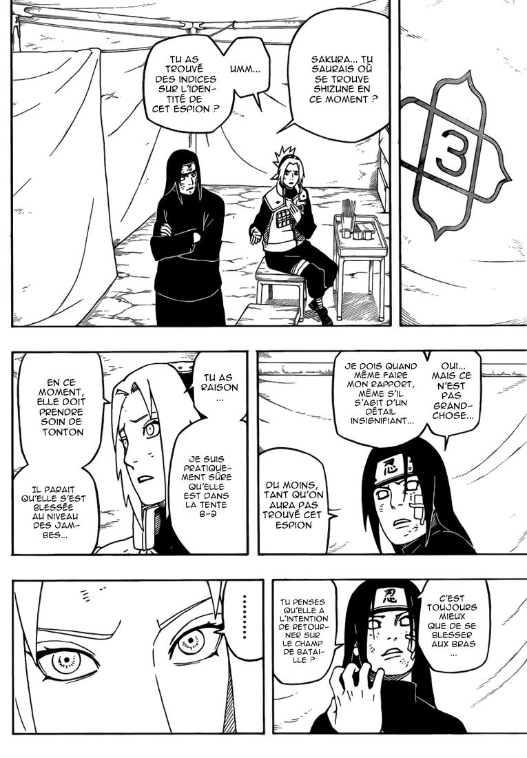 Naruto chapitre 540 - Page 6