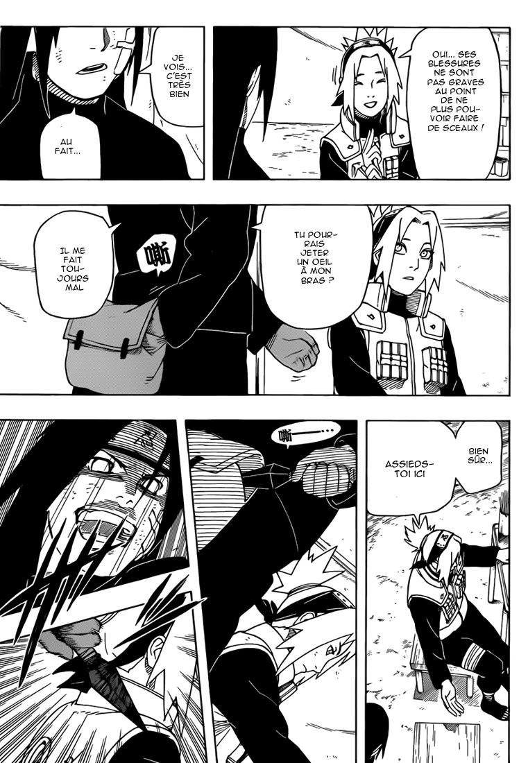 Naruto chapitre 540 - Page 7