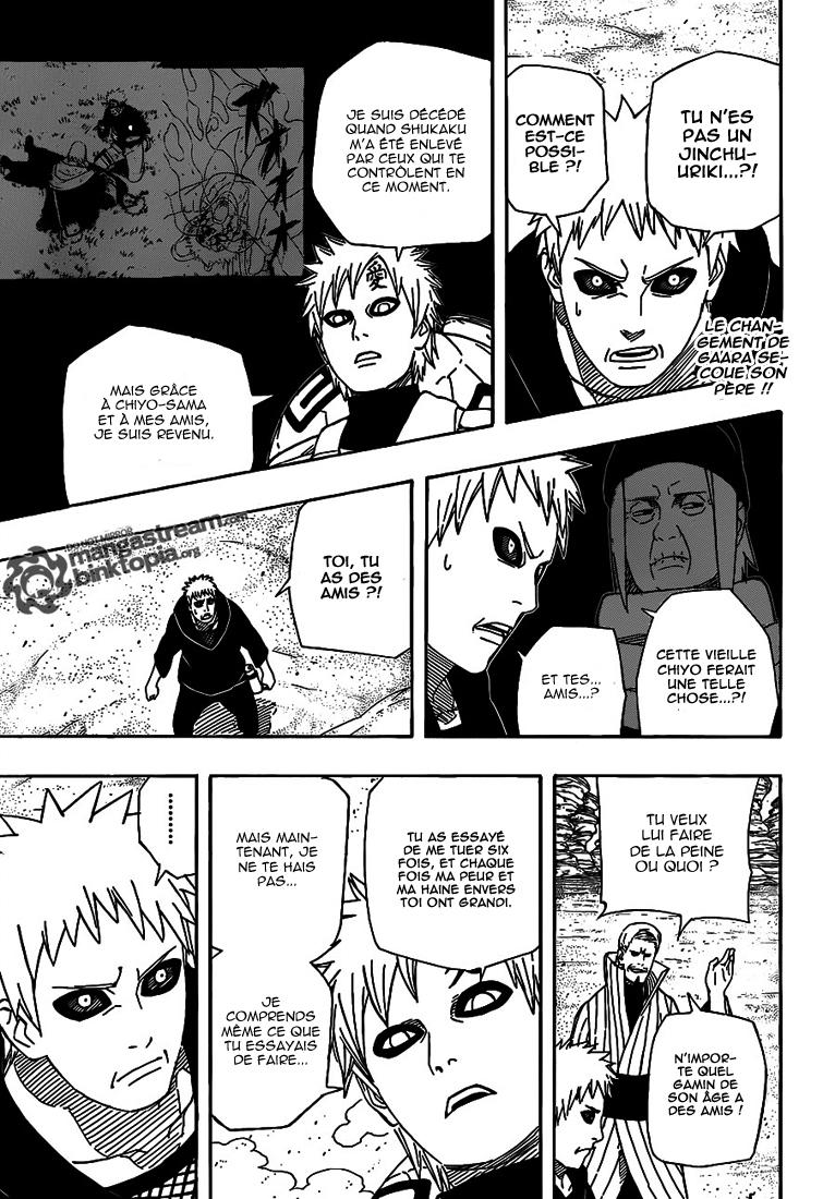 Naruto chapitre 547 - Page 1