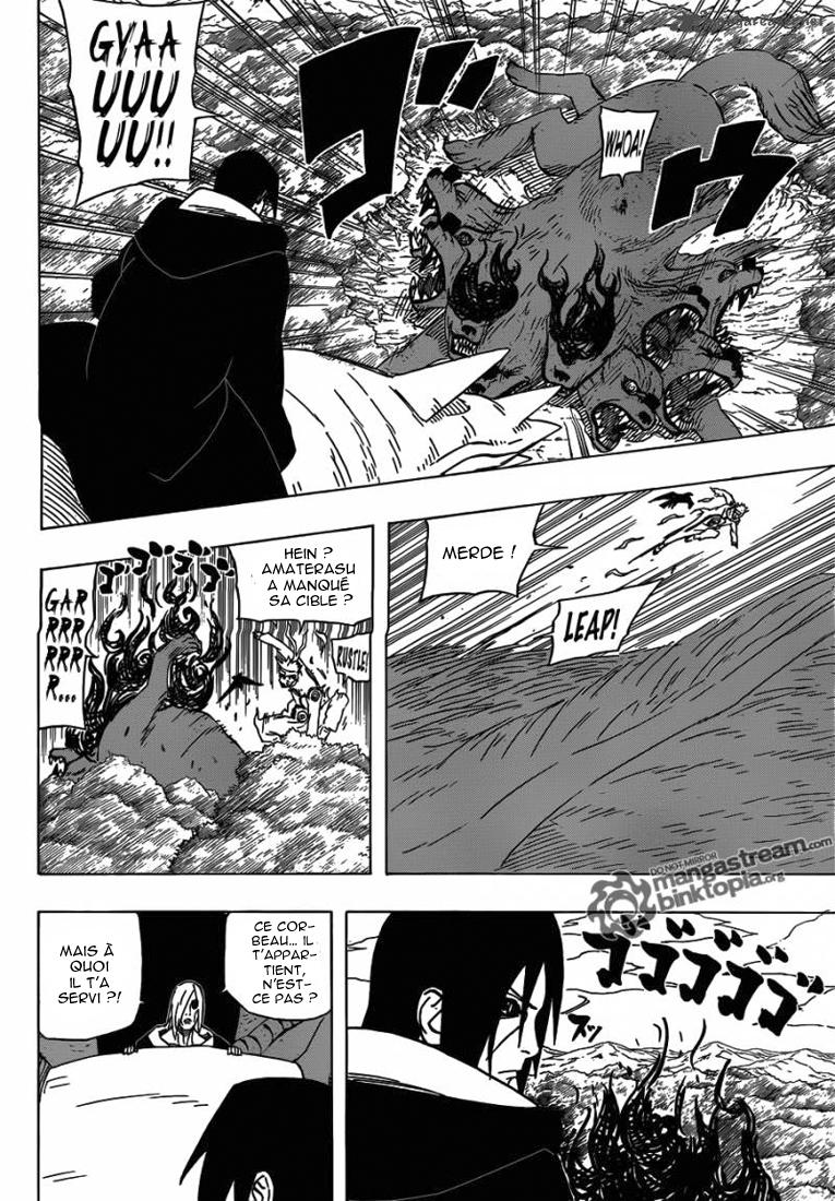 Naruto chapitre 550 - Page 6