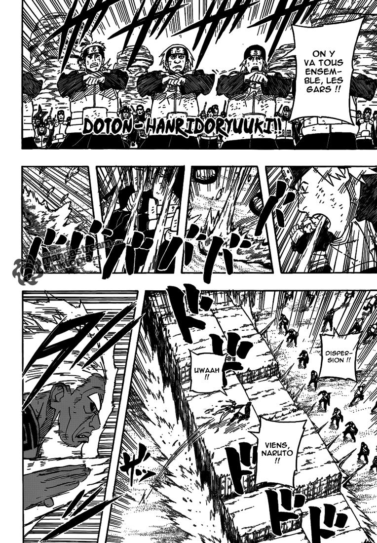 Naruto chapitre 554 - Page 9