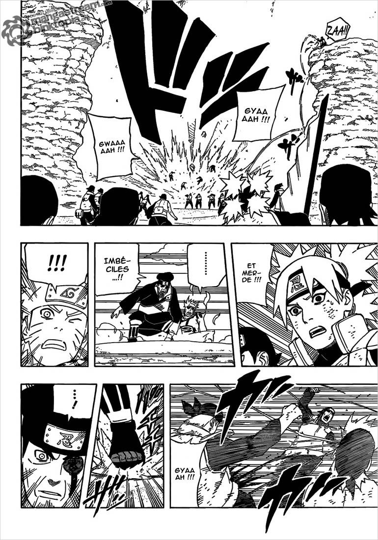 Naruto chapitre 554 - Page 13