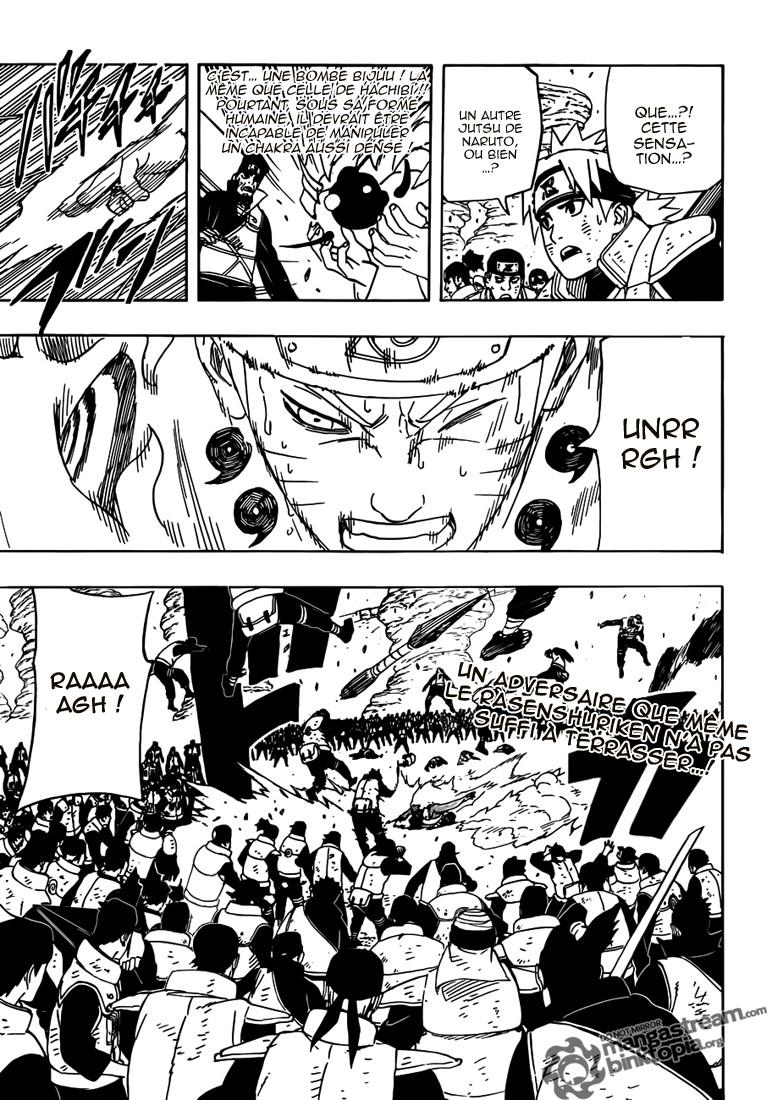 Naruto chapitre 555 - Page 1