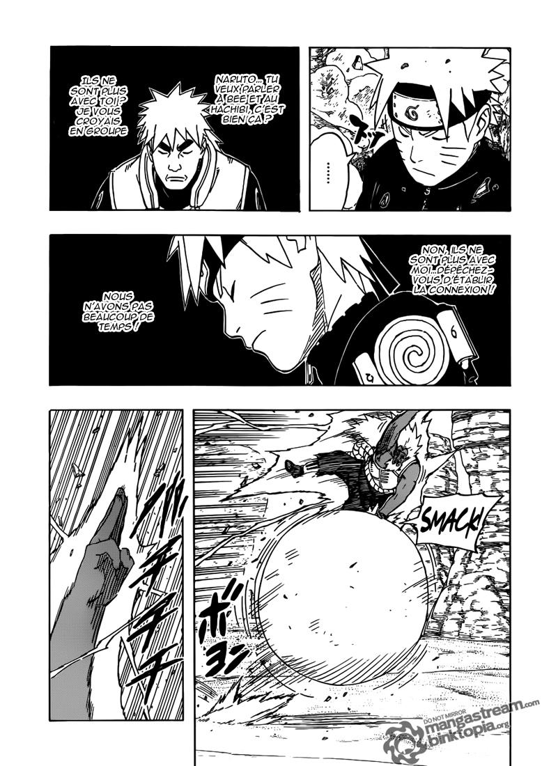 Naruto chapitre 555 - Page 7
