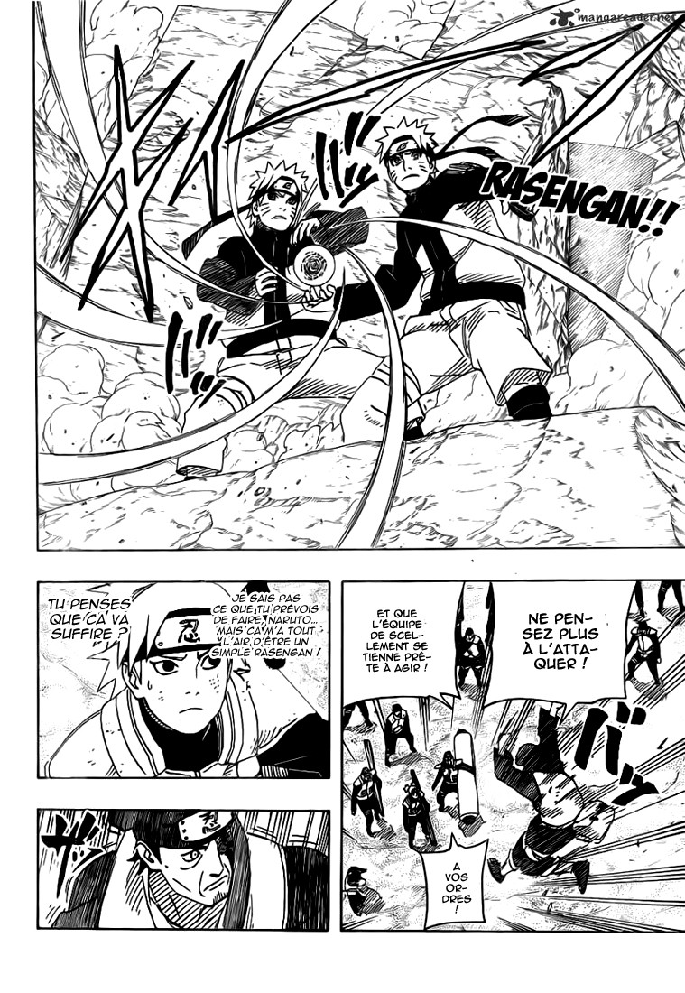 Naruto chapitre 555 - Page 12