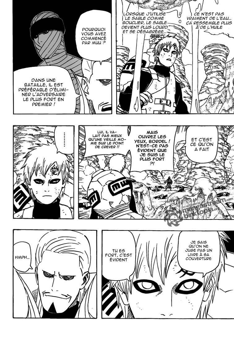Naruto chapitre 556 - Page 2