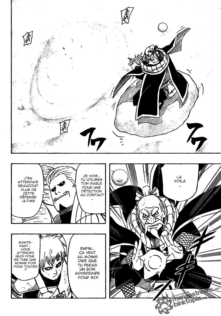 Naruto chapitre 556 - Page 4