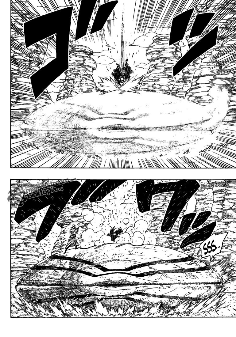 Naruto chapitre 556 - Page 6