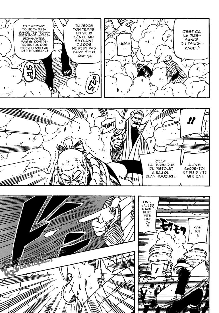 Naruto chapitre 556 - Page 9