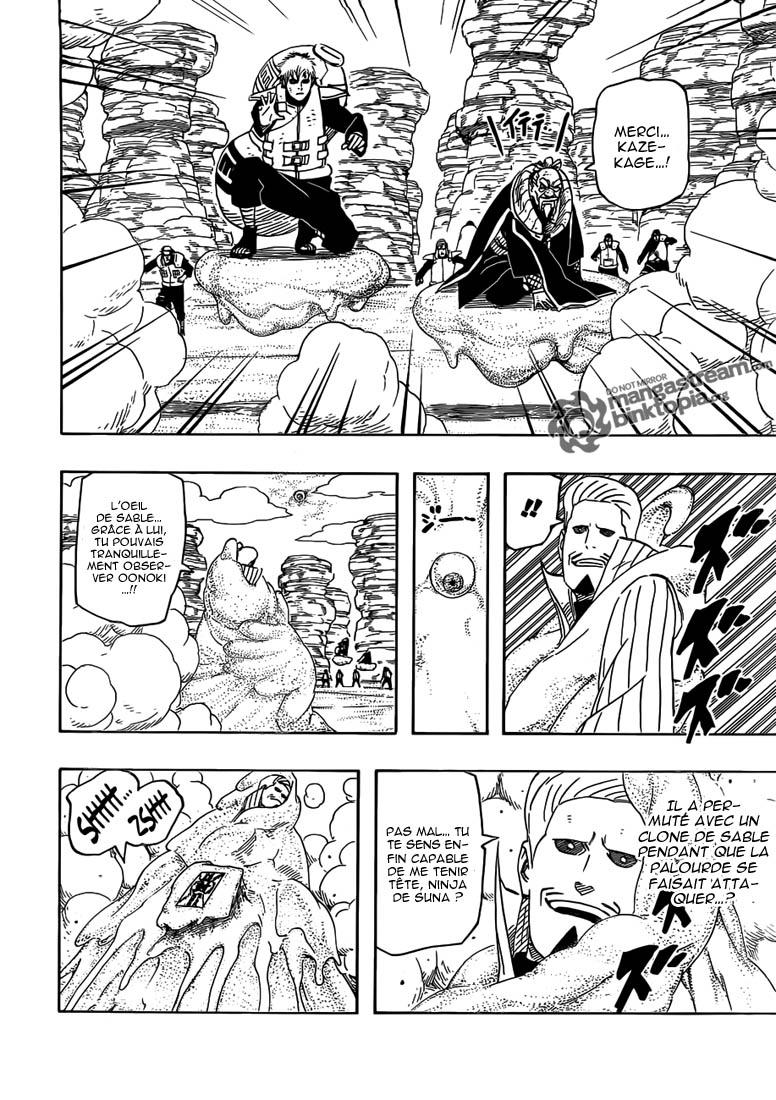 Naruto chapitre 556 - Page 11