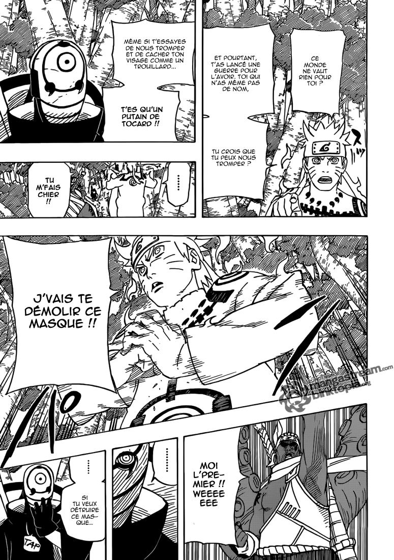 Naruto chapitre 564 - Page 14