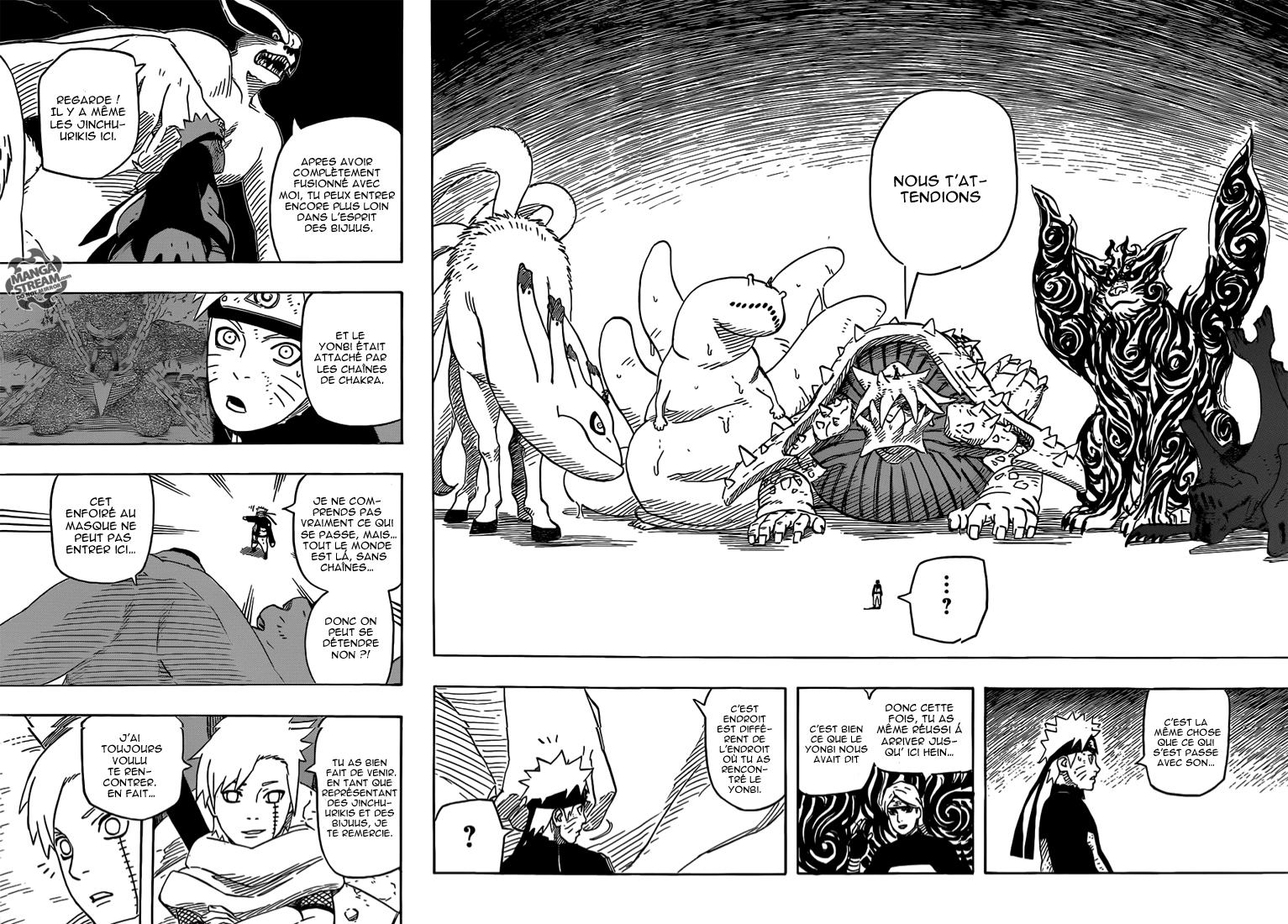 Naruto chapitre 572 - Page 5