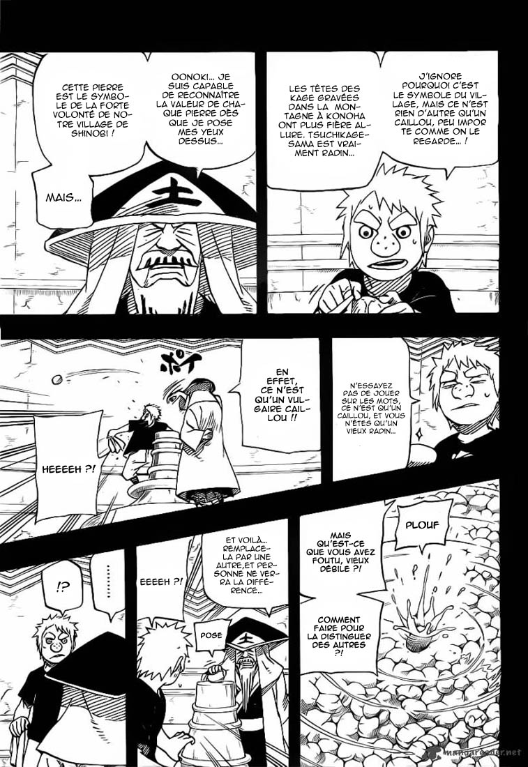 Naruto chapitre 575 - Page 7